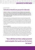 De kracht van passend onderwijs - Page 7