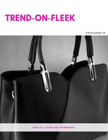 Trend-On-Fleek Handbag Catalogue T3