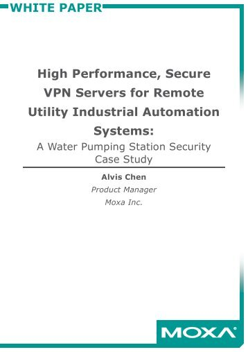 Secure VPNs for Remote Utility Automation systems - Omni Ray AG