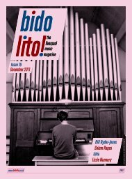 Issue 18 / December 2011