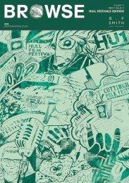 BROWSE MAGAZINE #2 - Hull Festivals 2016
