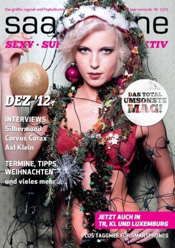 saar-scene Dezember 12/12