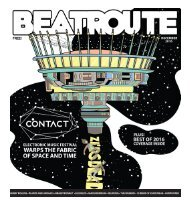 BeatRoute Magazine B.C. print e-edition - December 2016