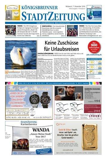 111 Königsbrunn 07.12.2016