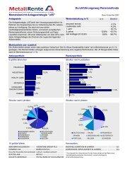 070614_Report MRPF_SV-Part - MetallRente