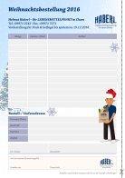 s'blaue Heftl - Haberl Kundenmagazin Ausgabe 3 / 07.12.2016 - Seite 4