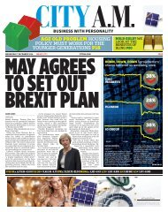 MAY AGREES TO SET OUT BREXIT PLAN