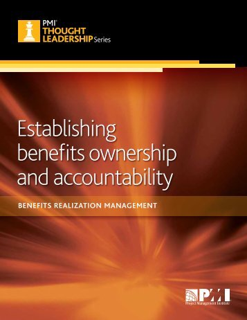 benefits ownership and accountability