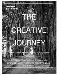 Andrea Hundley Creative Journey Final Copy