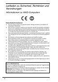 Sony VPCEE3E0E - VPCEE3E0E Documenti garanzia Tedesco - Page 6