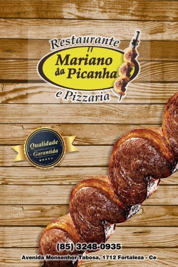 Restaurante Mariano da picanha