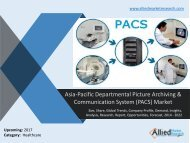 Asia-Pacific Departmental Picture Archiving & Communication System (PACS) Market