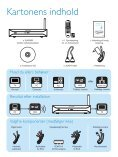 Philips Adaptateur multimédia sans fil - Guide de mise en route - DAN - Page 2