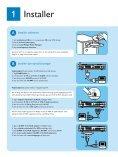 Philips Adaptateur multimédia sans fil - Guide de mise en route - DAN - Page 3