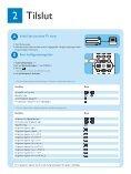 Philips Adaptateur multimédia sans fil - Guide de mise en route - DAN - Page 5