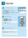 Philips Adaptateur multimédia sans fil - Guide de mise en route - DAN - Page 6