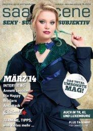 saar-scene März 03/14