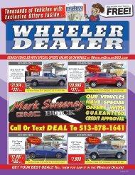 Wheeler Dealer Issue 50, 2016