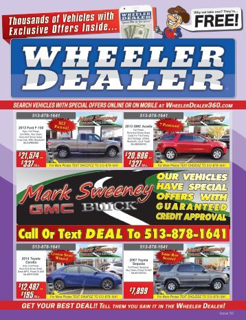 Wheeler Dealer Issue 50, 2016