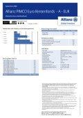 Allianz PIMCO Euro Rentenfonds - A - EUR - MetallRente - Seite 2