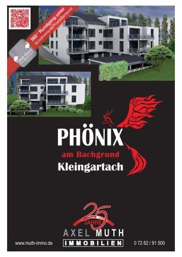 ExposePhönix am Bachgrund Kleingartach