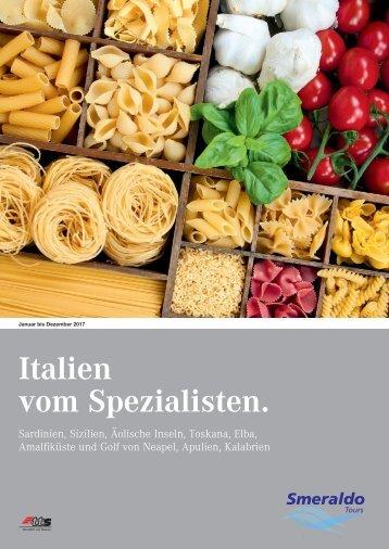 Italien vom Sepzialisten.