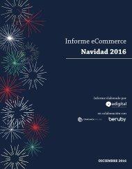 Informe eCommerce Navidad 2016