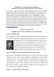 Infos zur Tour und der Bericht von 2012 als PDF-Datei - Deutscher ...