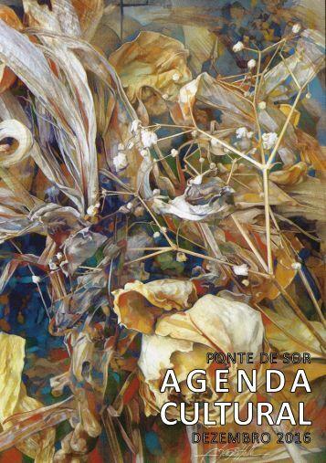 Agenda Cultural dezembro 2016