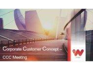 weeCCC Meeting November 2016