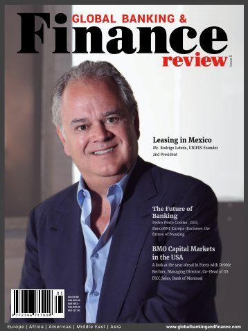 Global Banking & Finance Review - Business and Financial Magazine - Magazines from GBAF