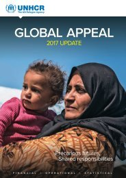 Global Appeal 2017 Update