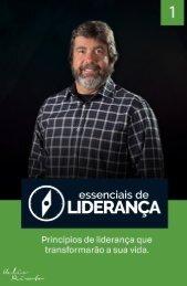 Livro - Essenciais de Liderança - Volume 1