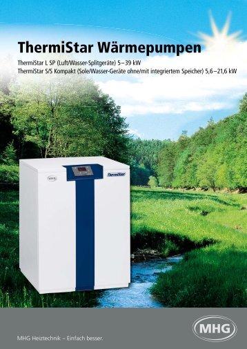 Endverbraucher-Prospekt (2,45 MB) - MHG Heiztechnik