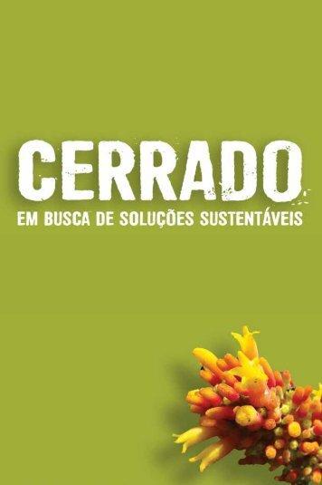Cerrado: em busca de soluções sustentáveis