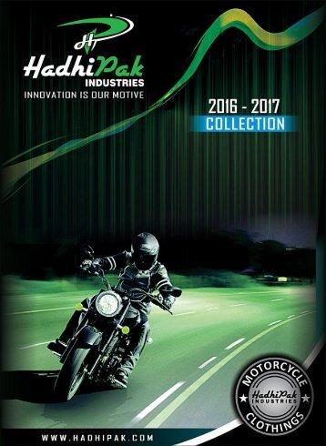 HADHIPAK CATALOGUE 2016-2017