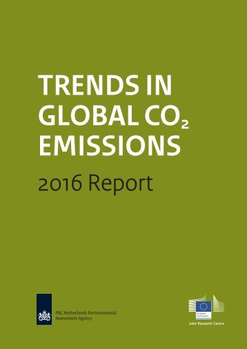 TRENDS IN GLOBAL CO EMISSIONS