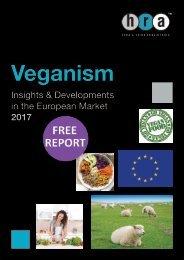 Veganism - Insights & Development in the European Market