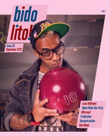 Issue 26 / September 2012