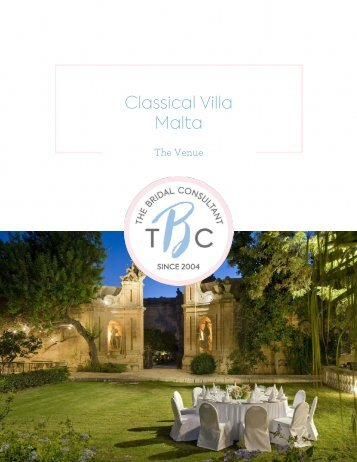 5. Photos - Malta - Classical Villa