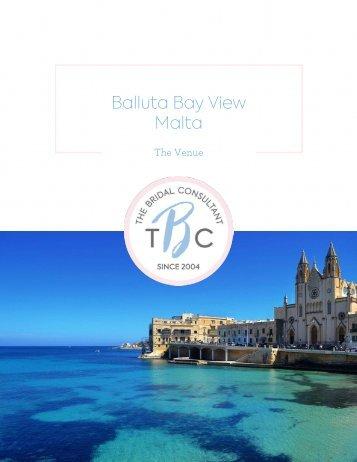 1. Photos - Malta - Balluta Bay View