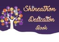 Shineathon Book