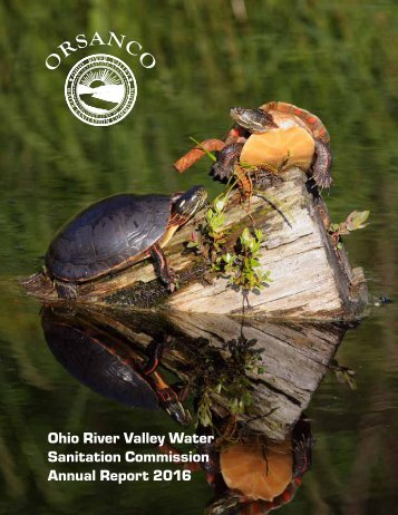 Ohio River Valley Water Sanitation Commission Annual Report 2016