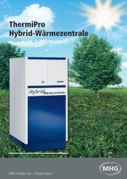 3148 Prosp ThermiPro 0409.indd - MHG Heiztechnik