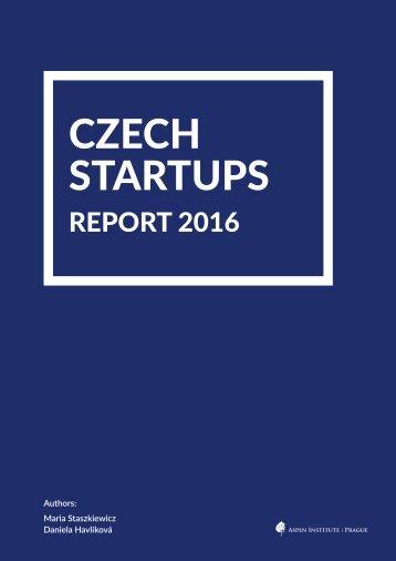 CZECH STARTUPS