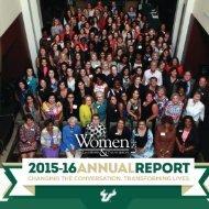 2015-16 WLP Annual Report