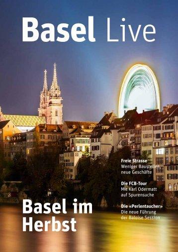 Basel Live Herbst 2016
