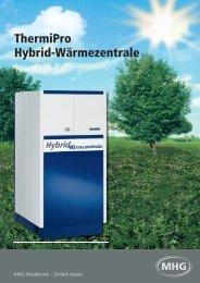 3148 Prosp ThermiPro 0209.indd - MHG Heiztechnik