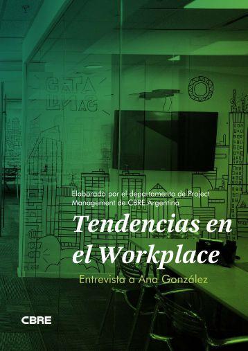 Tendencias en el Workplace