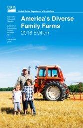 America's Diverse Family Farms